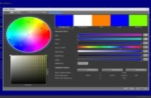 Silverlight Color Wheel