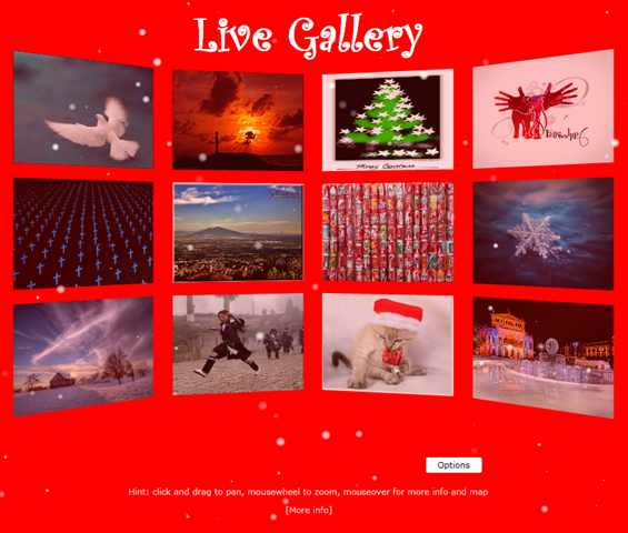 Christmas gallery