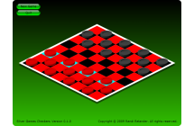 Silver Games Checkers: Version 0.1.0