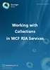 Working with Collections in WCF RIA Services